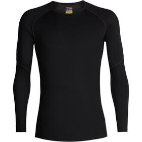 Icebreaker 150 Zone LS Crewe Shirt Herr black